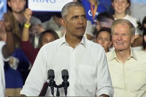 اوباما: جمهوری خواستار دروغگو و فریبکارند