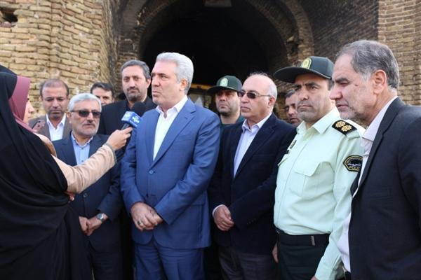 سفر رئیس سازمان میراث فرهنگی به فیروزکوه و دماوند