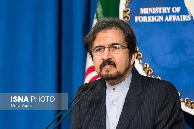 سخنگوی وزارت خارجه: دولت بحرین به دنبال اصلاح امور نیست