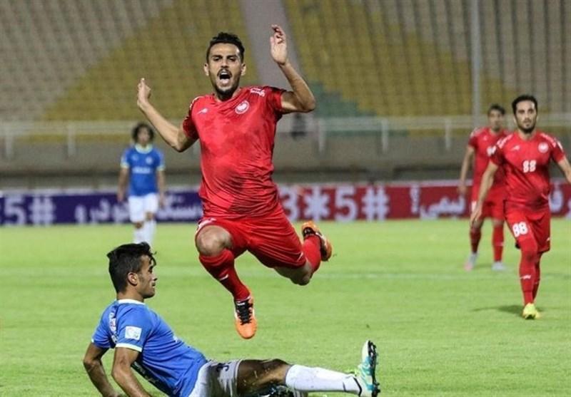 غیبت کریمی و فردوسی در دیدار مقابل فولاد خوزستان
