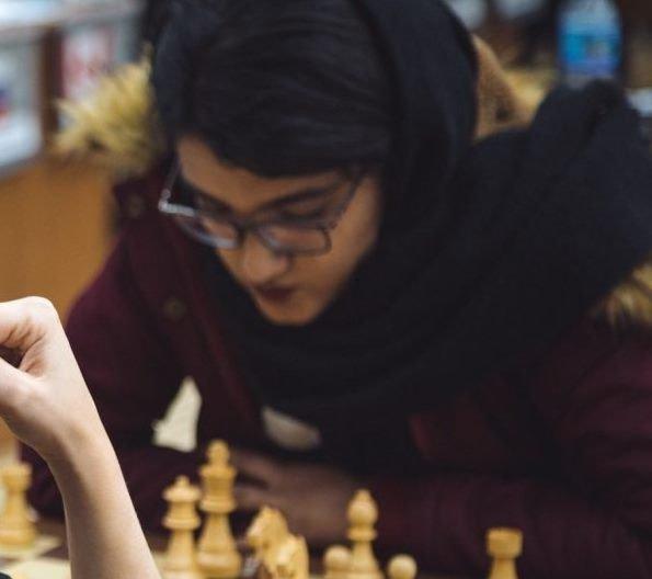 سرانجام کار دختر تاریخ ساز در رقابت های شطرنج قهرمانی دنیا، 8 هزار دلار جایزه علی نسب