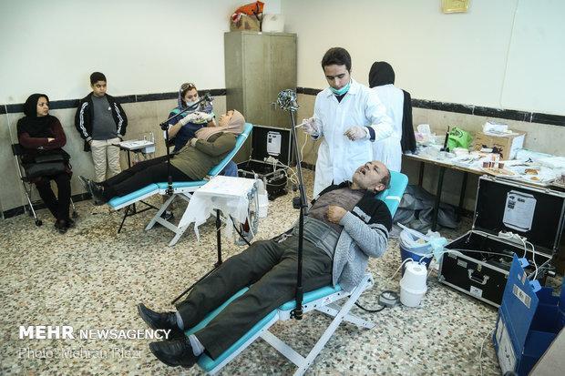 بهره مندی 26 هزار زائر از خدمات پزشکی آستان قدس رضوی