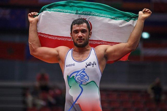 شهبازی و طاهری به مدال برنز دنیا رسیدند، انتها کار کشتی آزاد ایران با یک طلا و 4 برنز