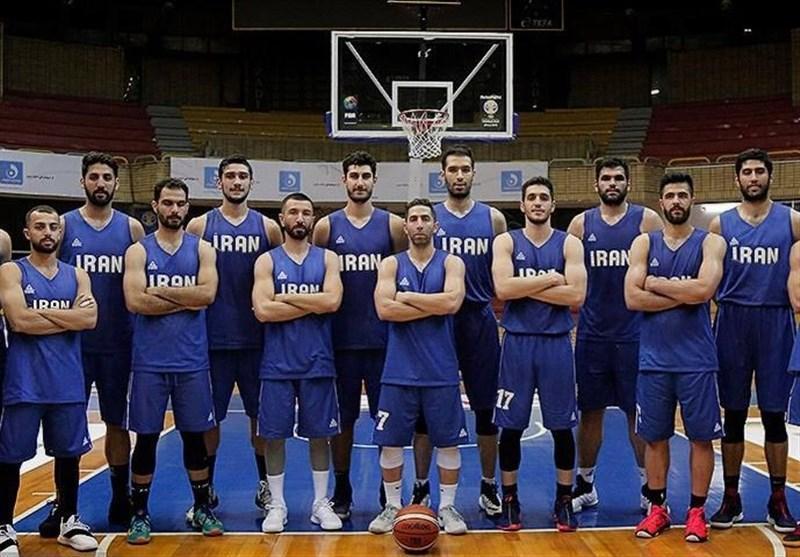 12 بازیکن نهایی تیم ملی بسکتبال معین شدند