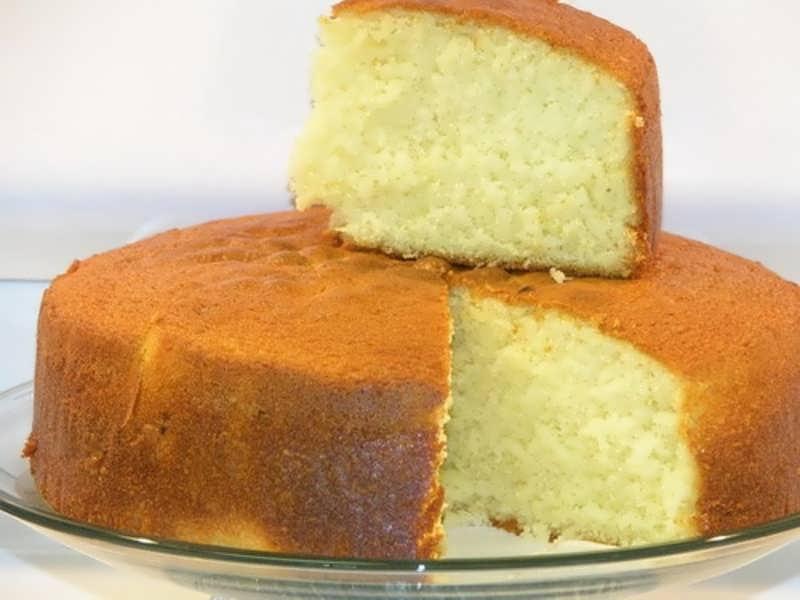طرز تهیه کیک اسفنجی آسان