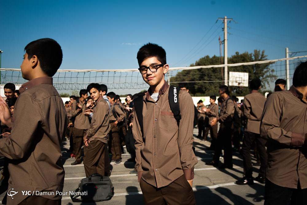 وضعیت تعطیلی مدارس تهران در روز شنبه سوم آذر