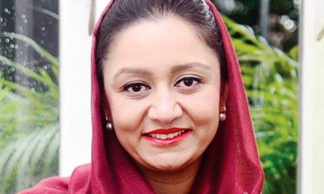 یک زن سفیر جدید افغانستان در آمریکا شد، عکس