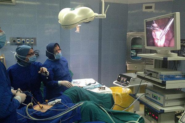 لاپاراسکوپی و ظرفیت جراحی سرطان های بزرگ شکمی در ایران