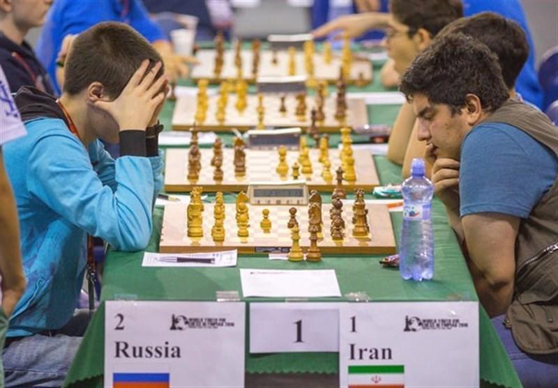 شطرنج انفرادی قهرمانی آسیا، برتری مقصودلو و فیروزجا و شکست عجیب قائم مقامی در دور اول