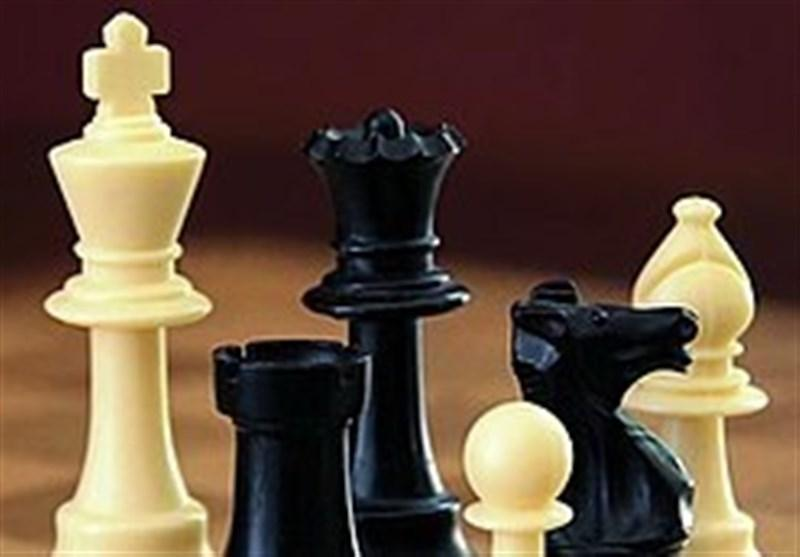 شطرنج انفرادی قهرمانی آسیا، اعلام اسامی حریفان بازیکنان ایران در دور اول
