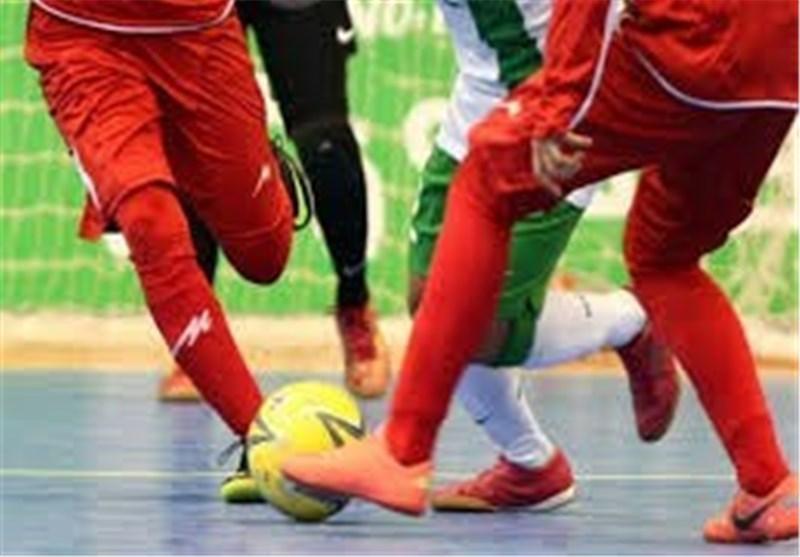لیگ برتر فوتسال بانوان، شکست نمایندگان شیراز برابر بالانشین ها