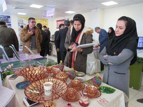 نمایش دستاوردهای اداره کل میراث فرهنگی کردستان