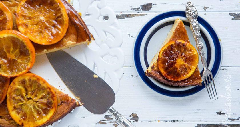 طرز تهیه کیک پرتقال بدون گلوتن