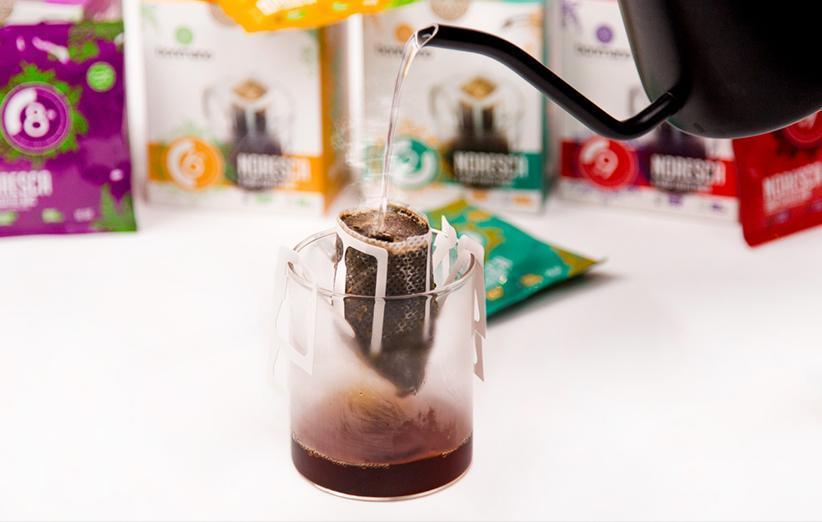 آسان ترین و سریع ترین روش برای تهیه قهوه دمی