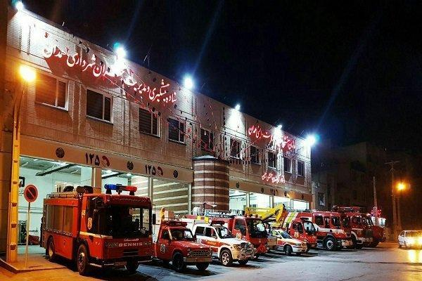 رئیس سازمان آتش نشانی و خدمات ایمنی همدان اطلاع داد: برقراری 393 تماس با سامانه 125 همدان