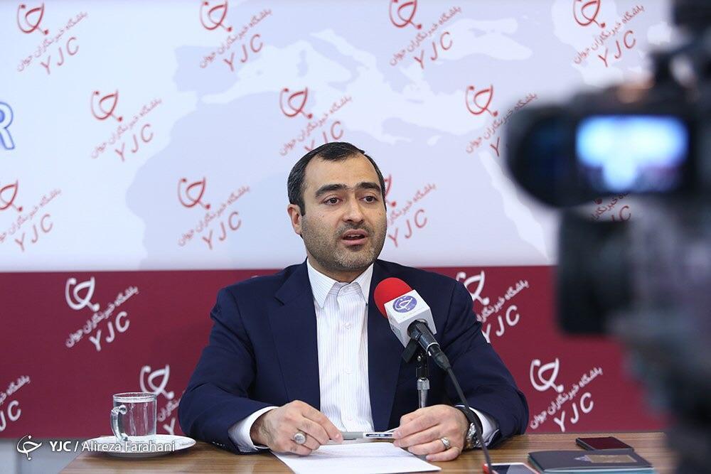 رئیس مرکز تعاملات بین المللی معاونت علمی در تبادل نظر تفصیلی با خبرنگاران صحبت کرد