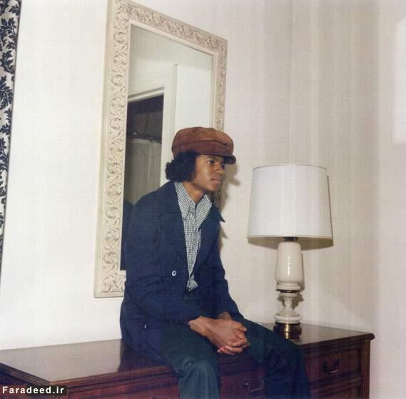 تصاویر، مایکل جکسون در ابتدای شهرت