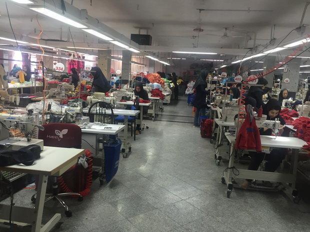 وضعیت بازار شب عید پیراهن
