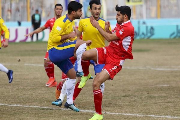 پنج امتیازِ پرسپولیس در خوزستان جا ماند