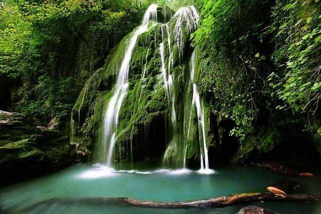 به استان آبشارهای ایران سفر کنید