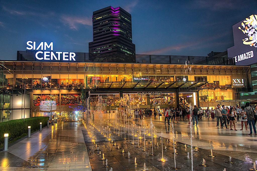 آشنایی با مرکز خرید سیام بانکوک