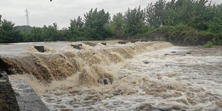 خطر سیل در بوشهر وجود دارد