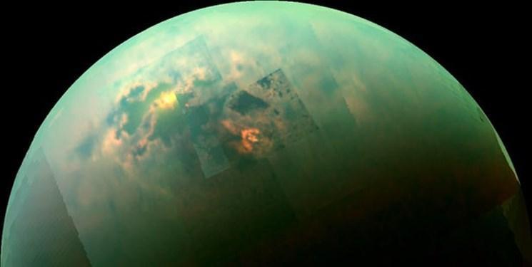 شگفتی ستاره شناسان از شباهت های قمر زحل به زمین