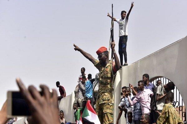 دیگر شورای نظامی انتقالی سودان را به رسمیت نمی شناسیم