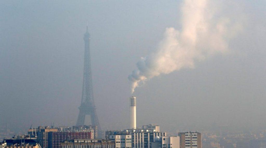 خبرنگاران آلودگی هوا ریه ها را پیر می کند