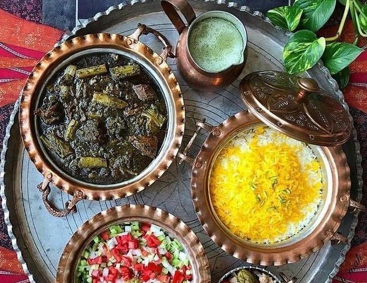 2 طرز تهیه خورشت کنگر و قیمه کنگر با گوشت و مرغ