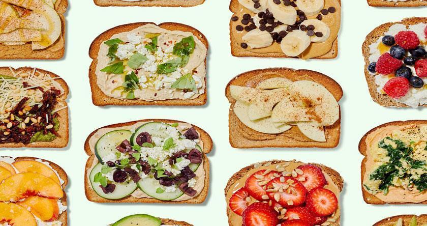 طرز تهیه 8 نوع صبحانه مقوی و خوشمزه با نان تست