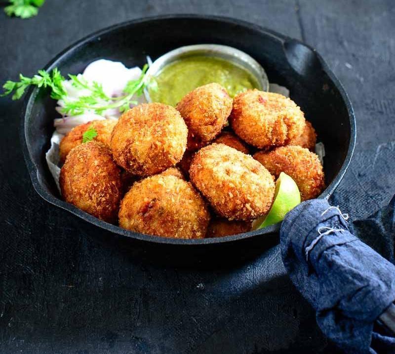 انواع کوکو های ساده ؛ طرز تهیه کوکو ماهی با گوشت ماهی یا تن ماهی