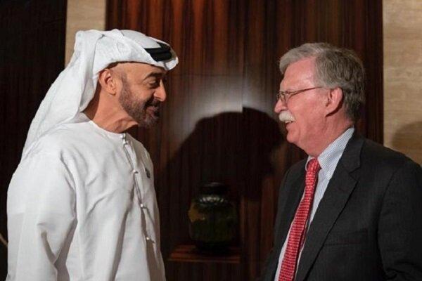 آمریکا از اجرایی شدن توافق نظامی با امارات اطلاع داد