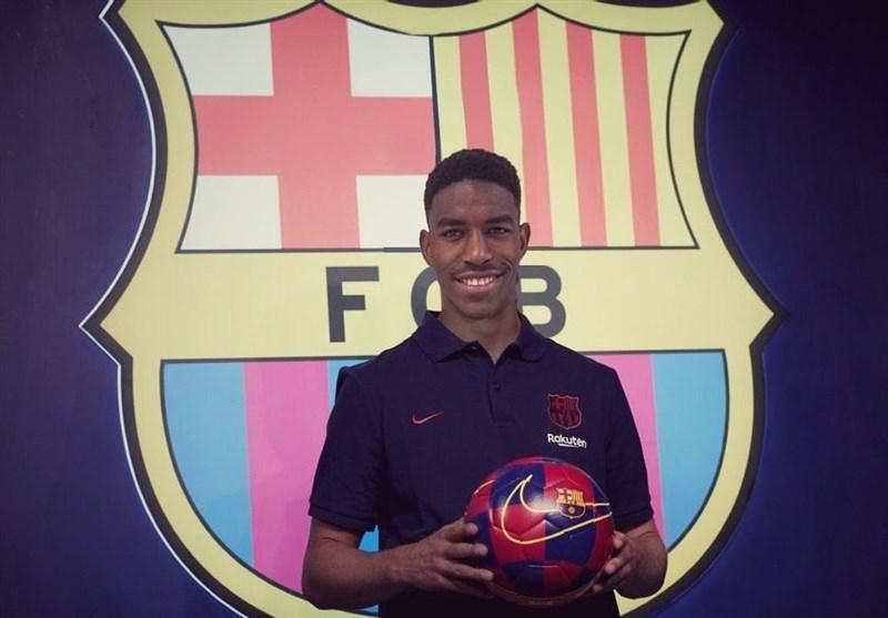 توضیح بازیکن جدید بارسلونا درباره توییت های توهین آمیزش علیه مسی