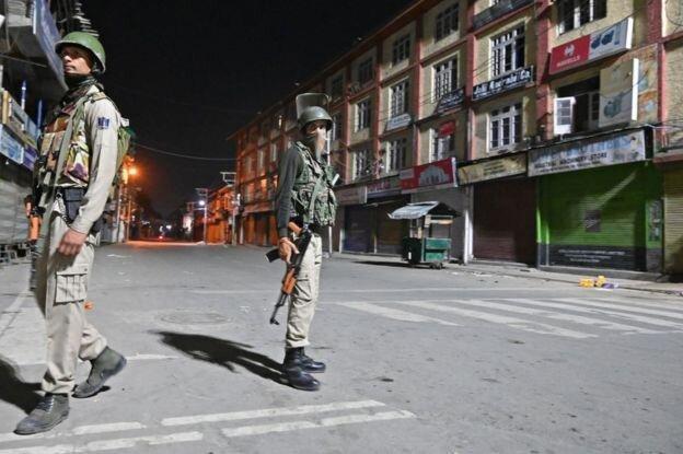دستگیری دست کم 300 سیاستمدار در کشمیر هند