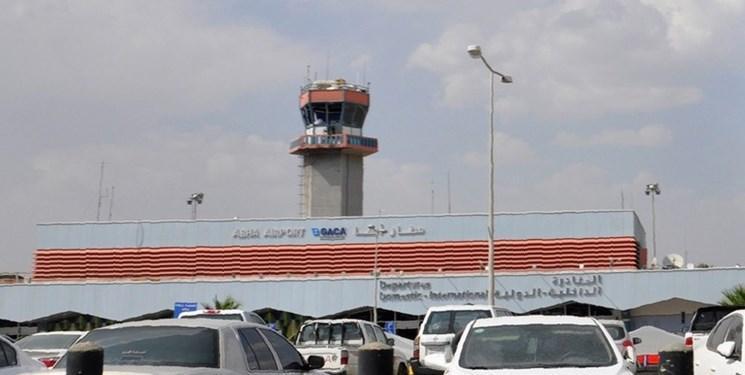 ارتش یمن بار دیگر فرودگاه أبها عربستان سعودی را هدف قرار داد