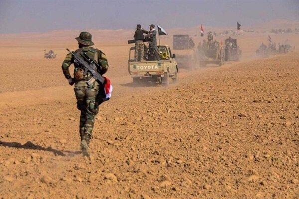حشد شعبی عملیات داعش در دیالی را خنثی کرد