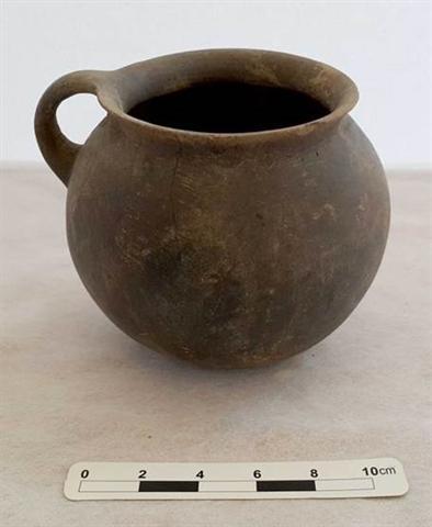 اشیای سفالی عصر آهن جزلاندشت به فهرست آثار ملی پیوست