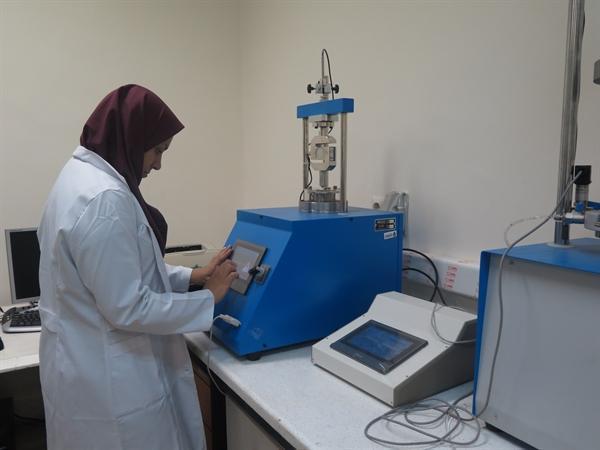 آزمایشگاه مواد و مصالح پژوهشکده حفاظت و مرمت آثار تاریخی فرهنگی راه اندازی شد