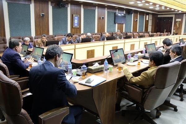 ویدئوکنفرانس معاون گردشگری با مدیران کل استان ها برگزار گردید