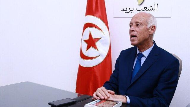 کاندیدای پیشتاز تونس: سرنوشت کشور ما به کشورهای همسایه مرتبط است