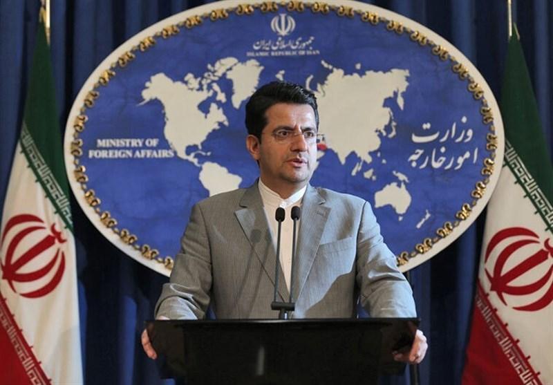 سخنگوی وزارت خارجه ایران اظهارات مداخله جویانه دبیرکل ناتو را محکوم کرد