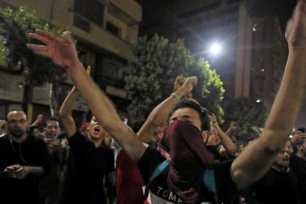 بزرگترین سرکوب معترضان در مصر، بیش از 2300 نفر بازداشت شدند