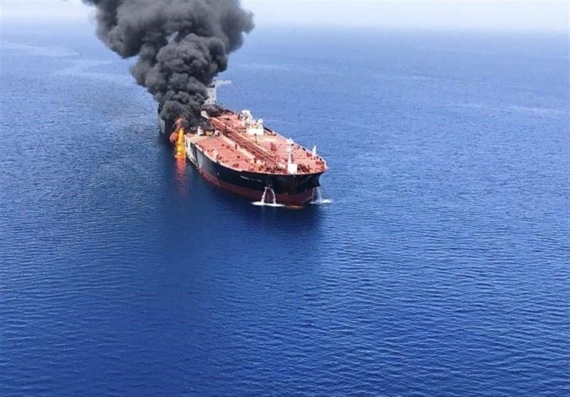 احتمال حمله موشکی به نفتکش ایران در دریای سرخ