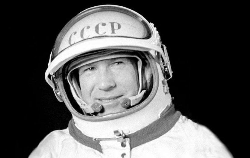اولین انسانی که با موفقیت در فضا راهپیمایی کرد درگذشت