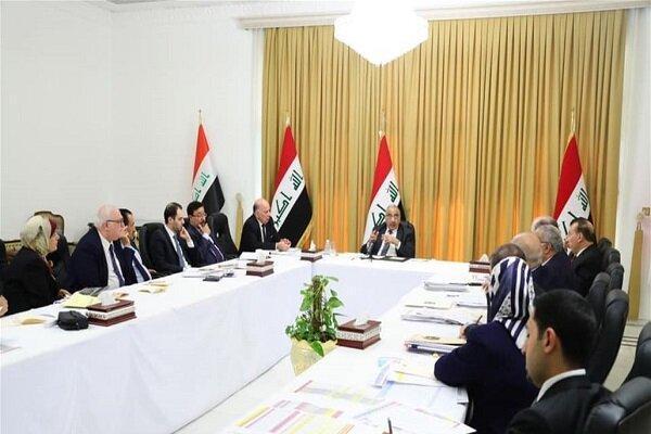 عبدالمهدی بر تلاش برای اصلاحات و حل مسائل اقتصادی عراق تاکید کرد