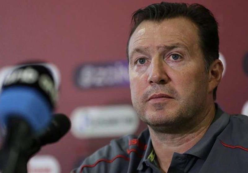 ویلموتس: مقابل بحرین و عراق می توانستیم 2 امتیاز بگیریم، هیچ وقت فقط یک نفر مقصر باخت یک تیم نیست