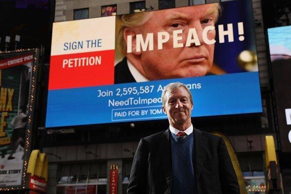 ترامپ قانون اساسی امریکا را نقض نموده است