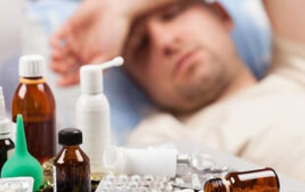 انتقال آنفولانزا، ظرف 30 دقیقه به وسیله دست آلوده