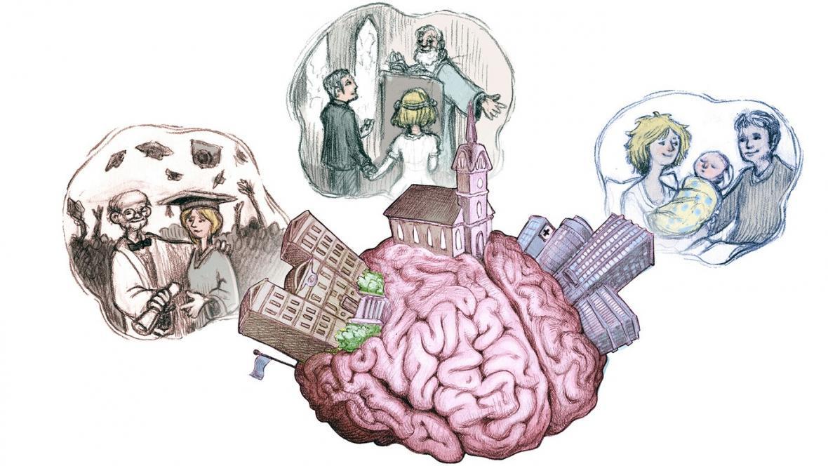 نورون های ترسیم کننده خاطرات خاص در مغز شناسایی شد